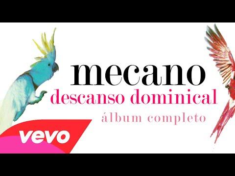 Mecano - Descanso Dominical (1988) Álbum Completo