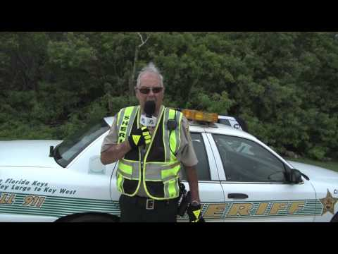 Monroe County Sheriff Office All Volunteer Reserve Department in The Florida Keys
