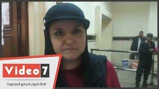 بالفيديو..مرشحة محتملة لمجلس النواب: