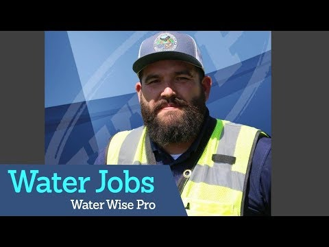 WaterWisePro Interview on Water Careers