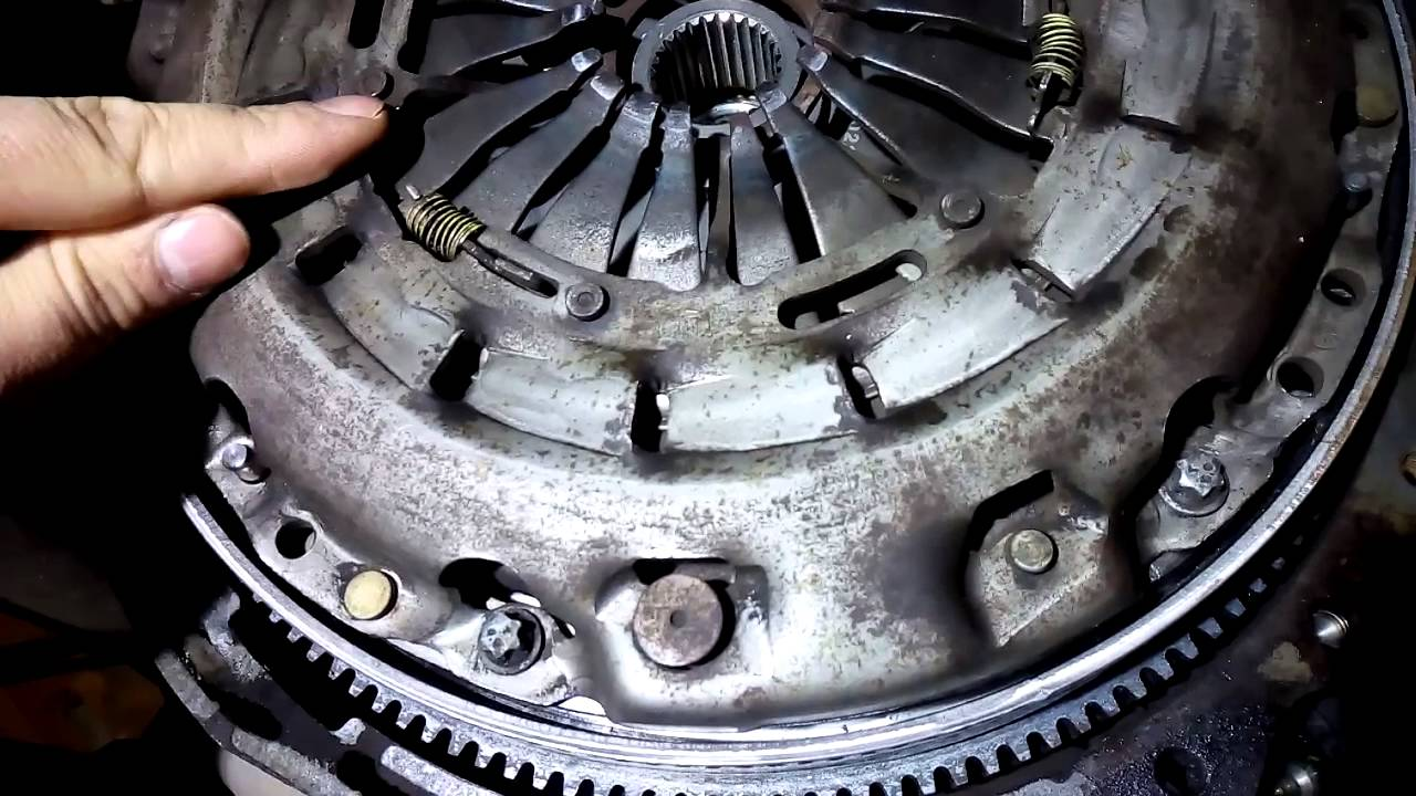 Замена сцепления мерседес спринтер Регулировка троса ручного тормоза б3 универсал