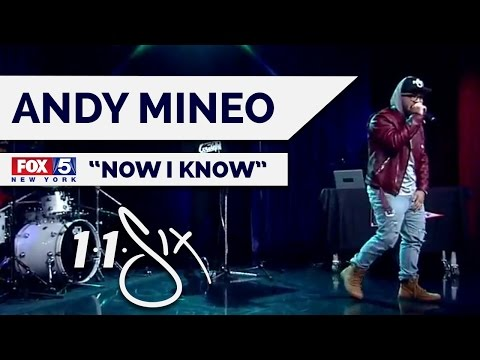 Andy Mineo performs