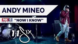 """Andy Mineo performs """"Now I Know"""" on Fox 5 NY"""