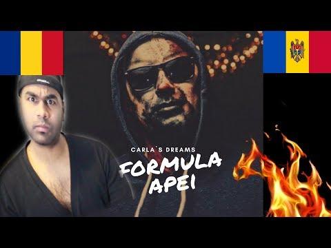CARLA's DREAMS - Formula Apei   Official Visual   INDIAN REACTS TO ROMANIAN/MOLDOVAN MV