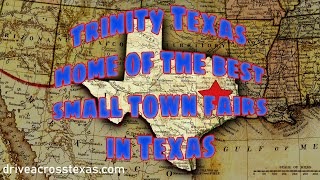 The #bestlittlefair in #Texas - Trinity Community Fair