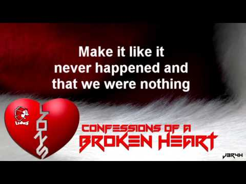 Mindanao State Lions - Confessions of A Broken Heart