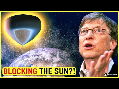 Bill Gates Is LITERALLY Going To BLOCK THE SUN in June!!