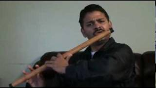 Bharat Humko - Roja (Flute Instrumental)