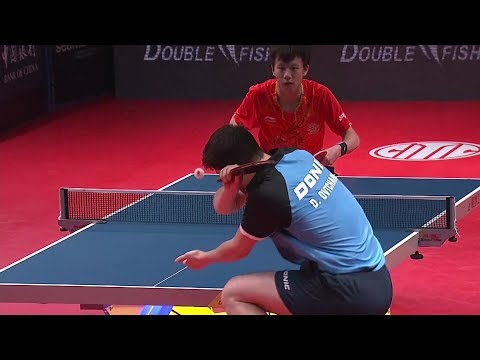 2017 Grand Finals (MS-SF) OVTCHAROV Dimitrij (GER) Vs LIN Gaoyuan (CHN) [Full Match/English|720p]