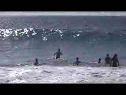 Breakers on Kaanapali Beach, Maui