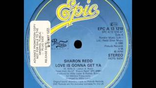 Sharon Redd - Love Is Gonna Get Ya (Dj