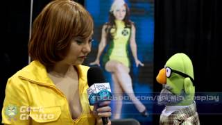 Ani Mia - 2014 LVL UP Expo in Las Vegas Interview