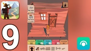 The Trail: A Frontier Journey - Gameplay Walkthrough Part 9 - Eden Falls (iOS, Android)