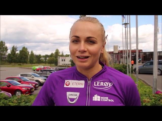 Hege Bøkko under sommerisen Vikingskipet aug  17 #1