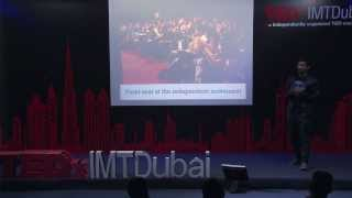 Front seat at the independent movement: Shreyas Srinivasan at TEDxIMTDubai