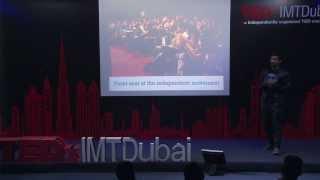 Front seat at the independent movement: Shreyas Srinivasan at TEDxIMTDubai