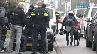 Gijzeling ten einde in Velthuis kliniek Jan Leentvaarlaan Rotterdam