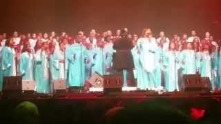 Gospel Festival de Paris  - Olivia Seba : Smile/Better is one day