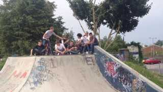 Gus Haywood & Callam Mccaldon | Trowbridge Chills