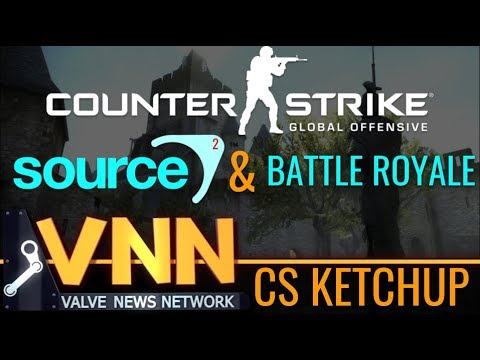 CS:GO Source 2 & Battle Royale Leaks - CSNN Nov 2018