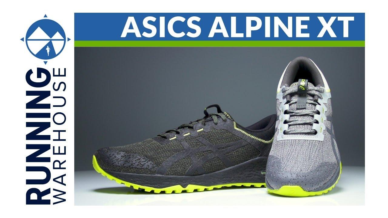 asics alpine xt