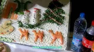 Выставка национальных блюд в Самарканде 2012-2013 (Часть 3)