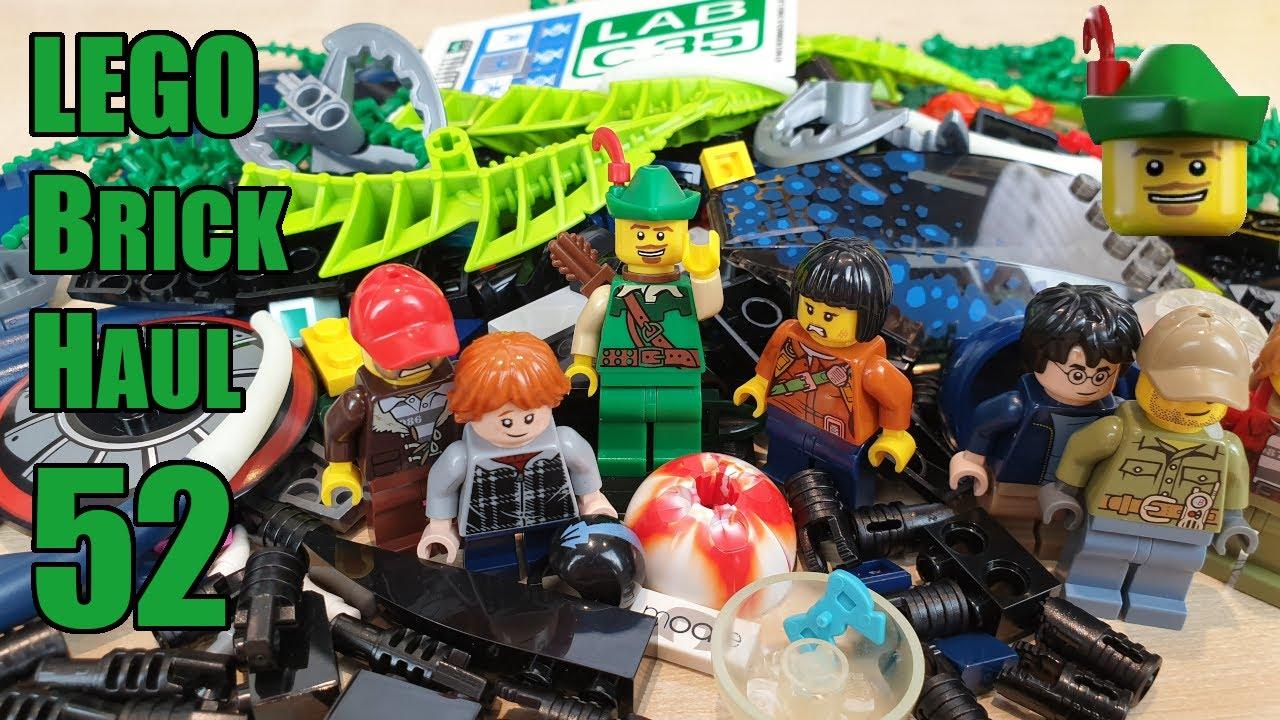 LEGO Brick Haul 52 - Brick Link - YouTube