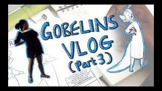 GOBELINS: Assignments, Masterclasses & Classmates!