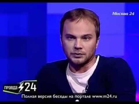 Алексей Чадов о звездном брате