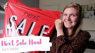 Mini Next Sale Haul   July 2020