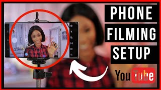 How To Film YouTube Videos On Your Phone | The Best Beginner to Pro Tips and Tutorial