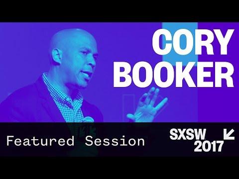 Cory Booker | Interactive Opening Speaker — SXSW 2017