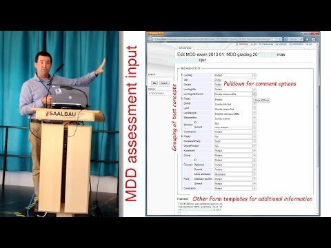 Semantic MediaWiki for Assessment in Education - Lloyd Rutledge, Open Universiteit