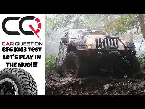 Testing the BFGoodrich KM3 Mud-Terrain! | Full Review part 2/2
