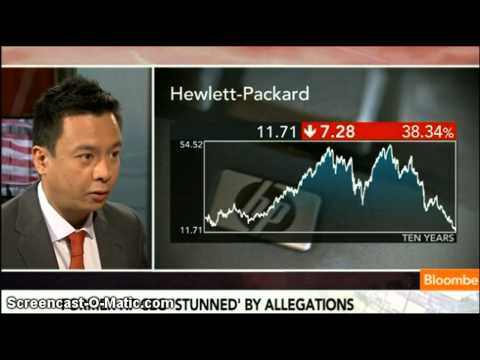Headache for HP Over Autonomy Acquisition