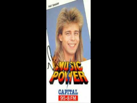 Pat Sharp Top 10 at Ten Capital FM 95.8 Part 1 Radio.wmv
