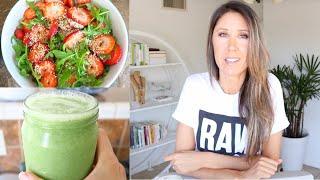 Q & A Chat   Healing Through Food