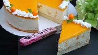 """Торт """"Манго"""" (рецепт написан ниже)"""