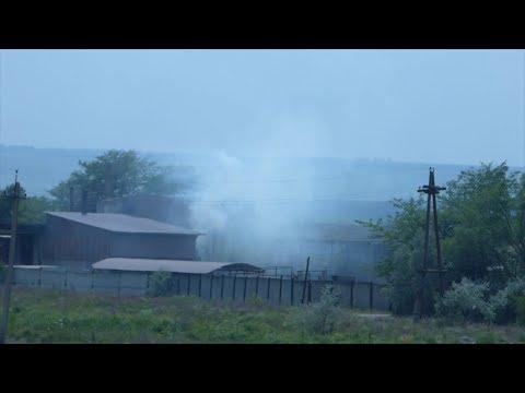 Экологическая катастрофа в Черкесске