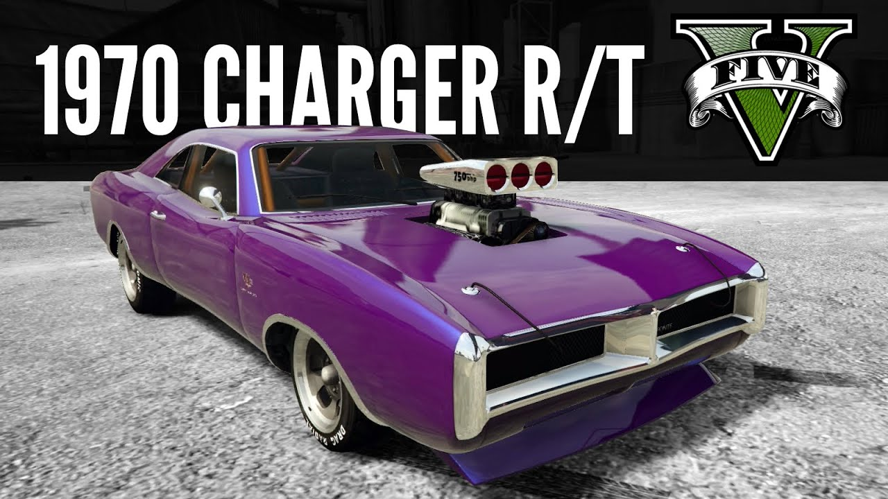 Red Dodge Charger >> Imponte Dukes: Dodge Charger R/T Build [GTA 5 PS4] - YouTube
