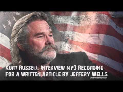 Kurt Russell Walks Off 2nd Interview on Gun Control [2 separate interviews here]