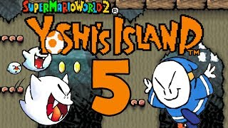 Let's Play Yoshis Island Part 5: Der platzende Buu Huu ohne Skill