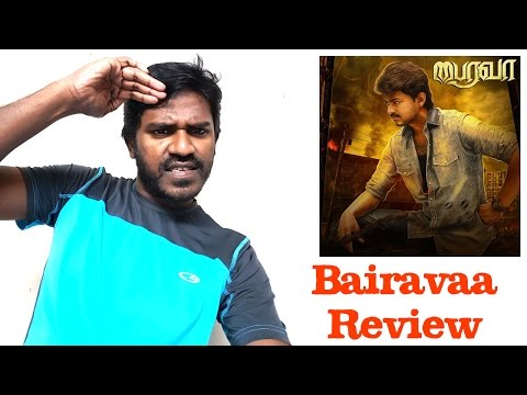 Bairavaa review by Susi