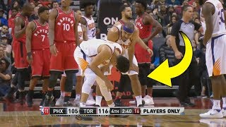 Devin Booker Suffers PAINFUL Injury!