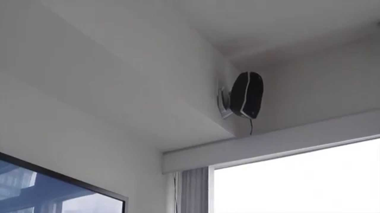 how to mount speakers without damaging wall - youtube