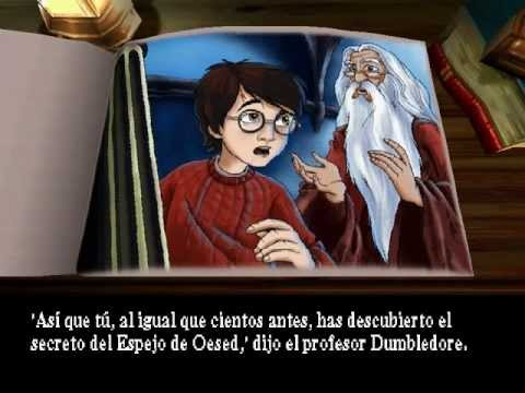 Harry potter y la piedra filosofal psx parte 12 youtube for Espejo harry potter