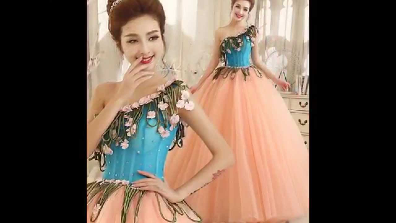 Trendy 2015 Beautiful Ball Gown Dress Reviews - YouTube