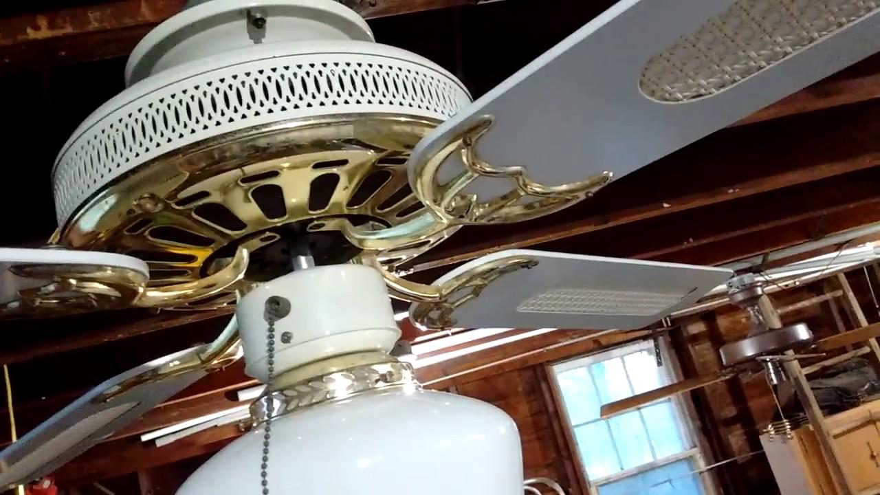 52 Air Cool Flush Mount Ceiling Fan