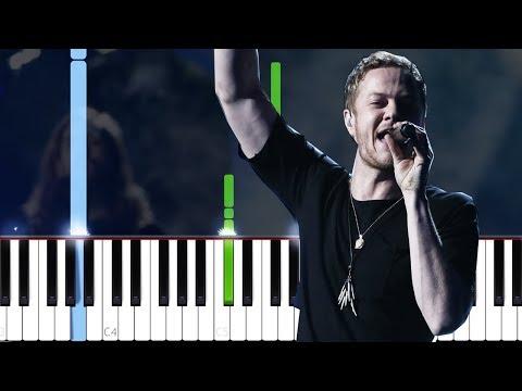 Imagine Dragons - Boomerang Piano Tutorial