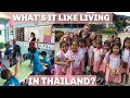 Best things about living in Thailand // How to teach English in Thailand?!